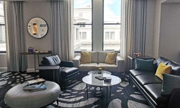 The Ritz-Carlton, San Francisco, Suite & Club Lounge Hotel Review