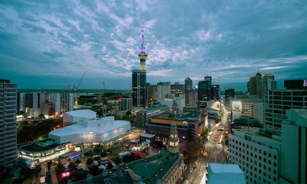 Four Points by Sheraton Auckland, Suite with Skyline View Hotel Review